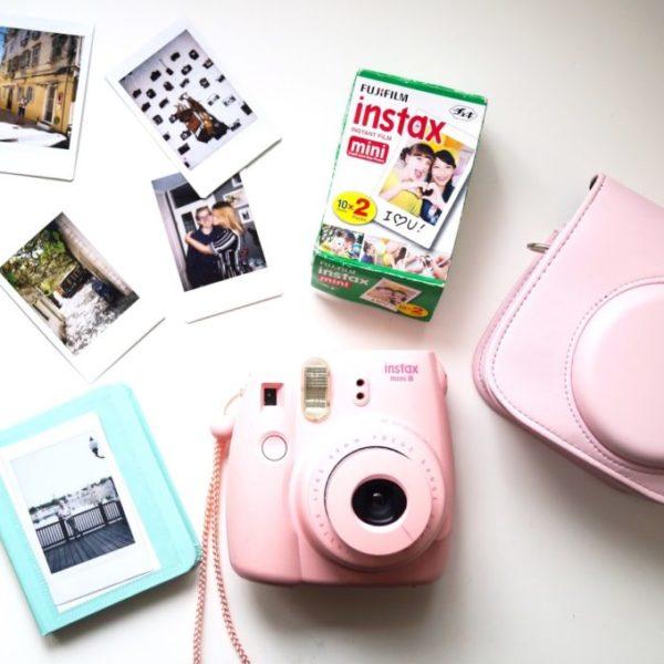 Mijn ervaring met een instax mini camera!