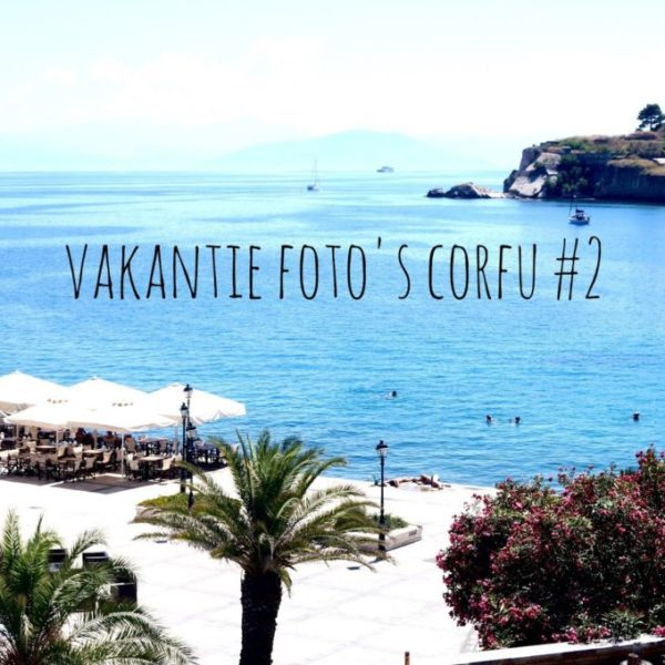 vakantie foto's corfu #2