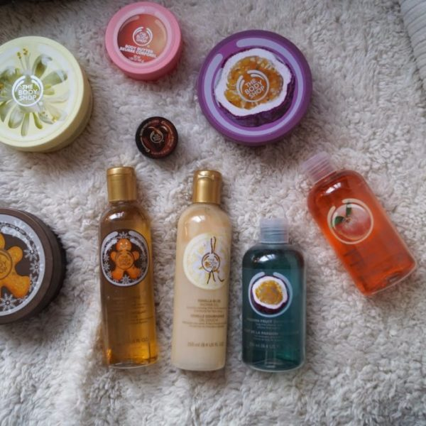Bodyshop stash.