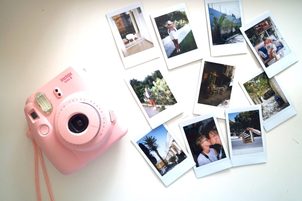 Polaroids from the holiday!