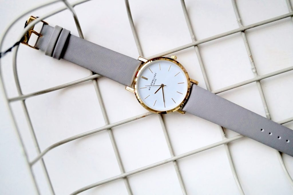 Het perfecte kerstcadeau! My jewellery limited watch.