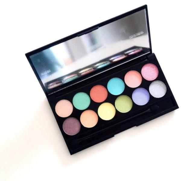Review | Sleek whimsical wonderland limited edition eyeshadow palette.