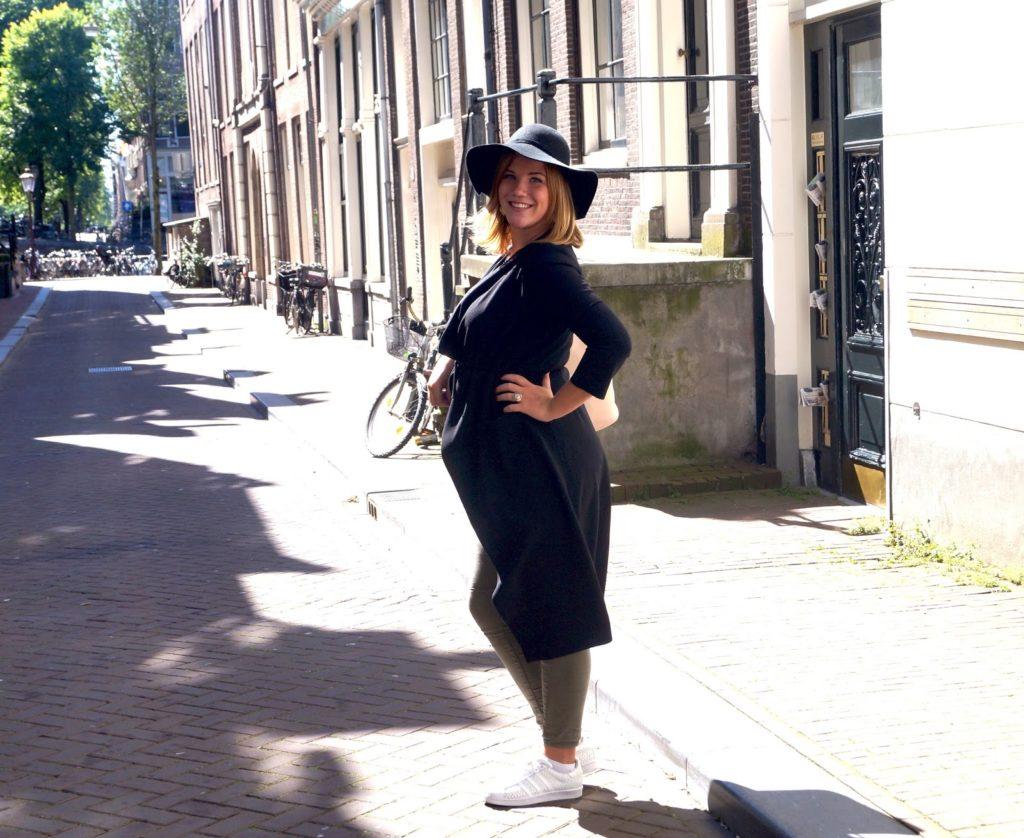 Sunny days in Amsterdam