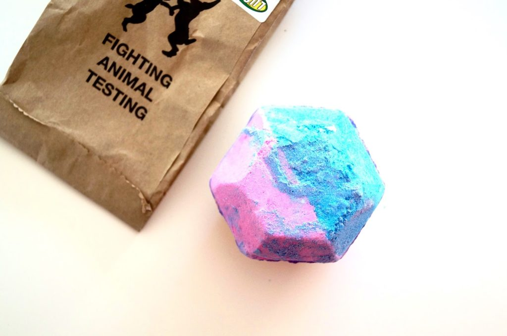 Review |  Lush the experimenter.