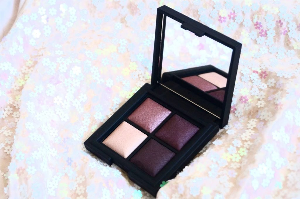 Review |  Kiko color fever eyeshadow palette 101.