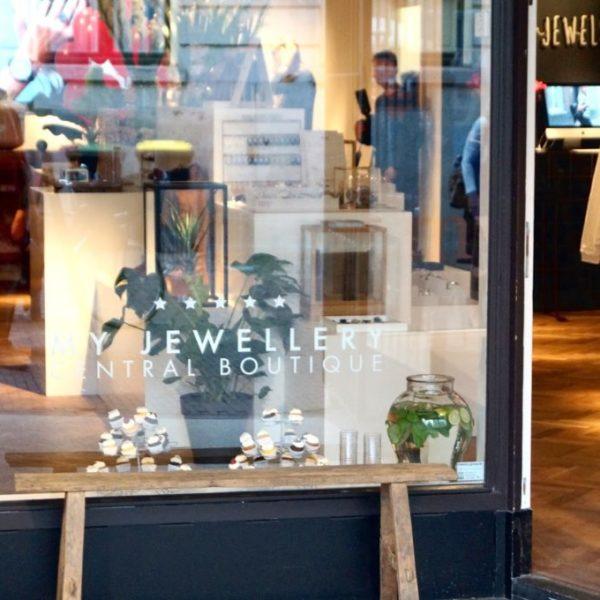 opening my jewellery Utrecht!