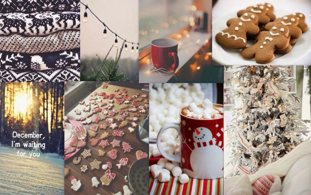 Ik heb het kerstvirus nú al te pakken & december inspiratie! ☃