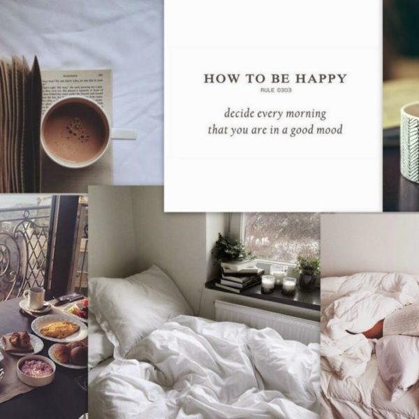 Kletsartikeltje + good morning inspiration ❀
