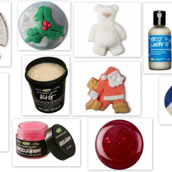winter | Producten die op mijn verlanglijstje staan van lush.