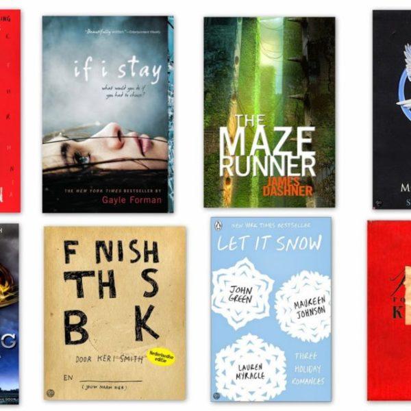 Boeken wishlist ✿