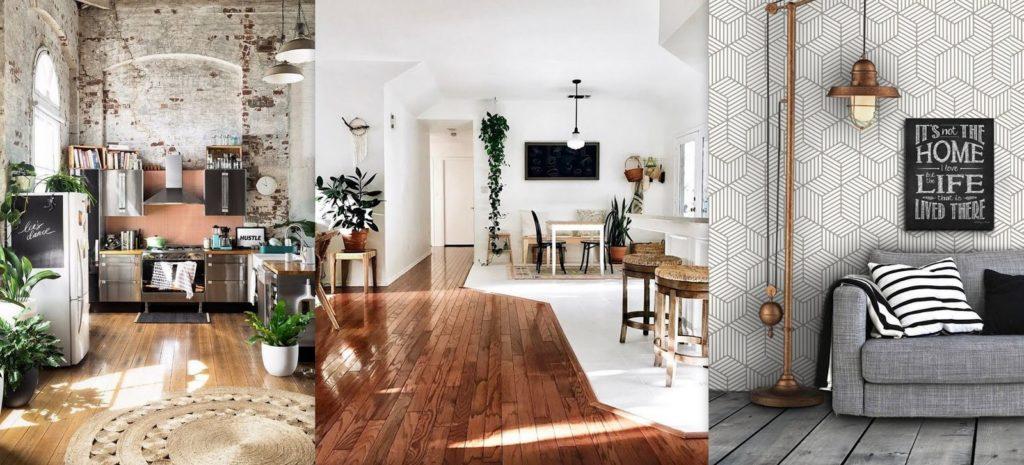 Interieur | Liefde voor houten vloeren