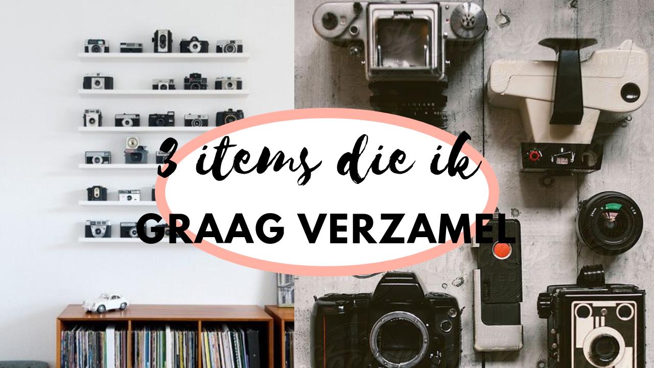 Loving Vintage! | 3 items die ik graag verzamel.