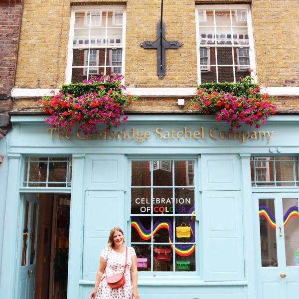Mijn favoriete shop adressen in Londen!