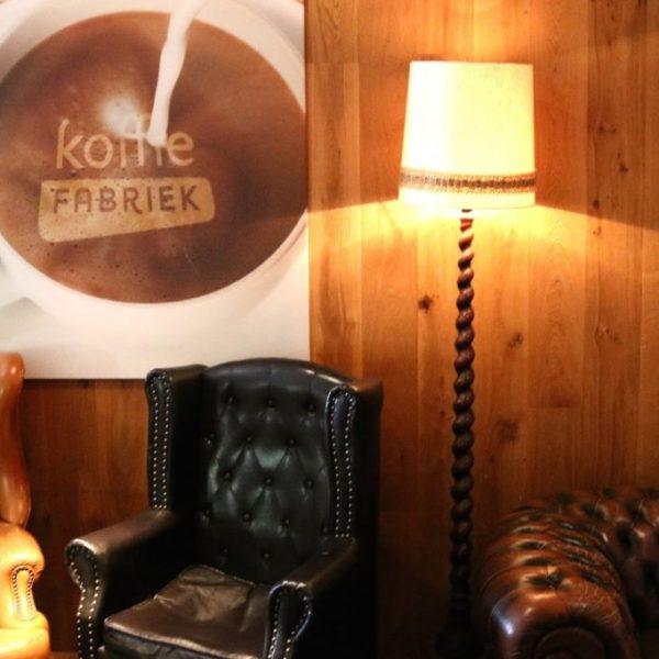 Hotspot | De koffiefabriek Gouda