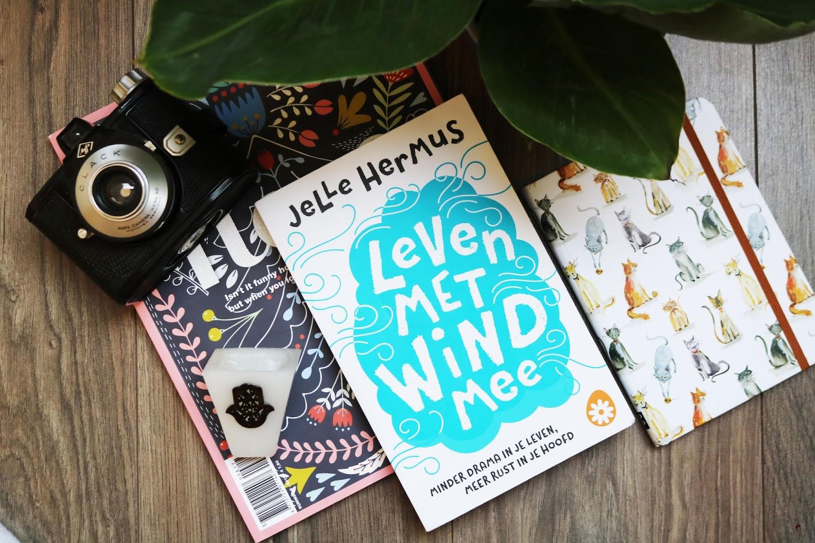 Leesvoer | Jelle Hermus – Leven met wind mee