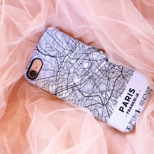 Your favourite city on your phone case!