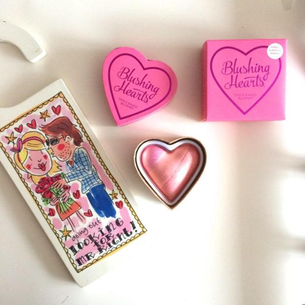 Review: blushing hearts – candy queen of hearts. ♡