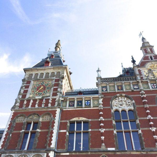 PLOG: Dagje Amsterdam.