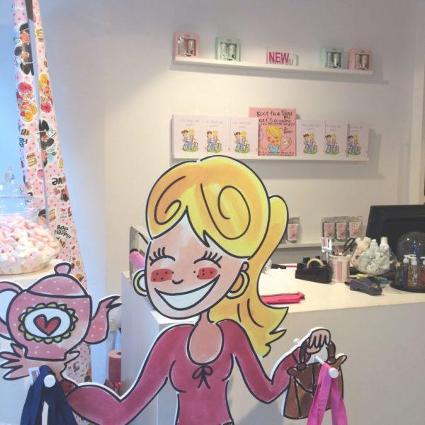 Hotspot | Blond Amsterdam winkel! #5