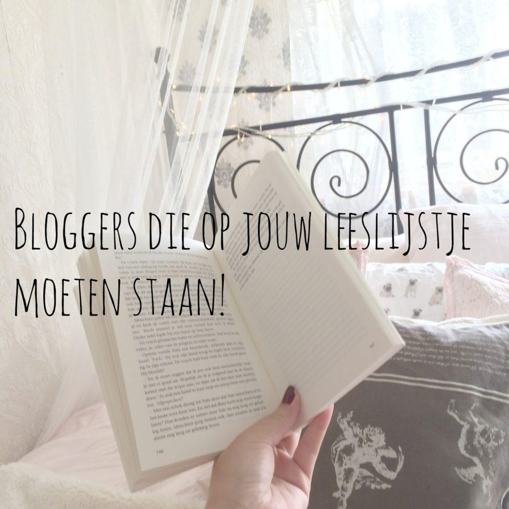 Bloggers die zeker tussen jouw leeslijstje moeten staan! ✿ #1