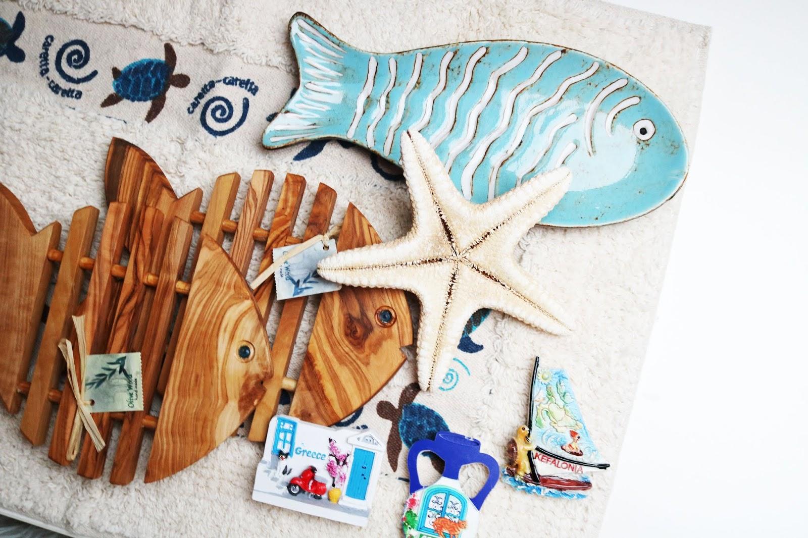 Souvenirs sparen | Mijn 5 favoriete souvenirs uit Griekenland!