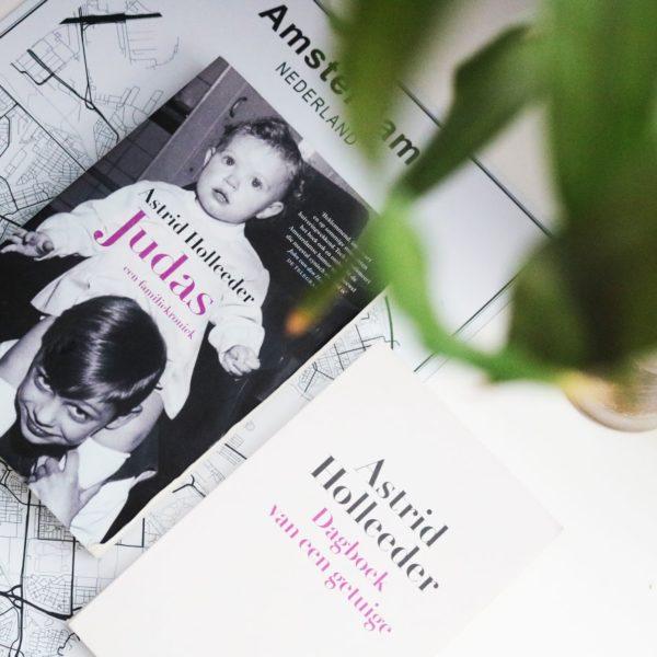 Recensie | Astrid Holleeder | Judas & dagboek van een getuige.