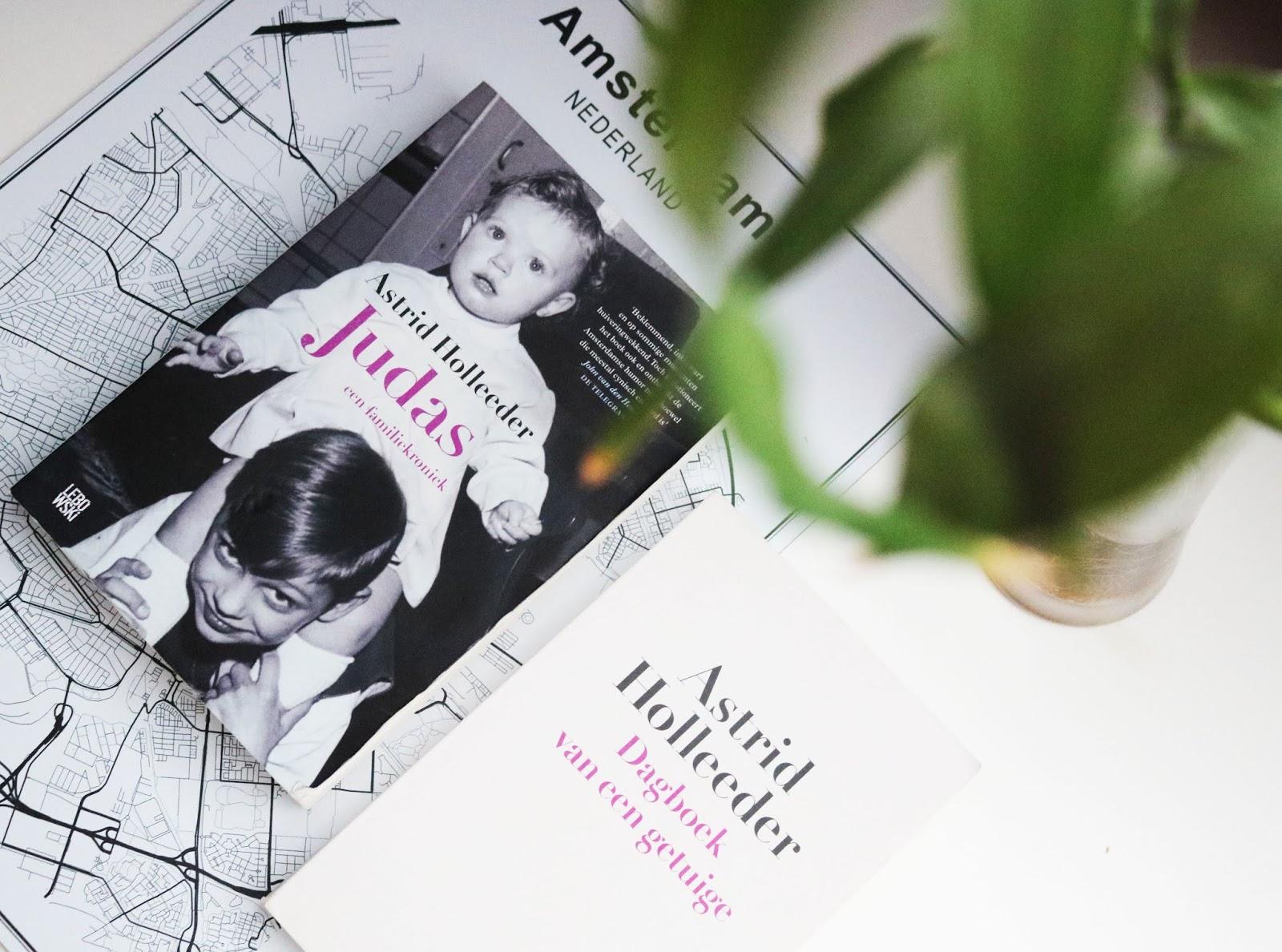 Recensie   Astrid Holleeder   Judas & dagboek van een getuige.