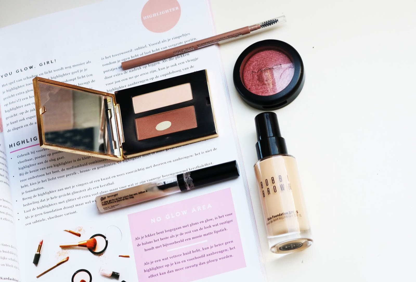 Beauty | Mijn favoriete make-up producten! (Budget, en high-end)