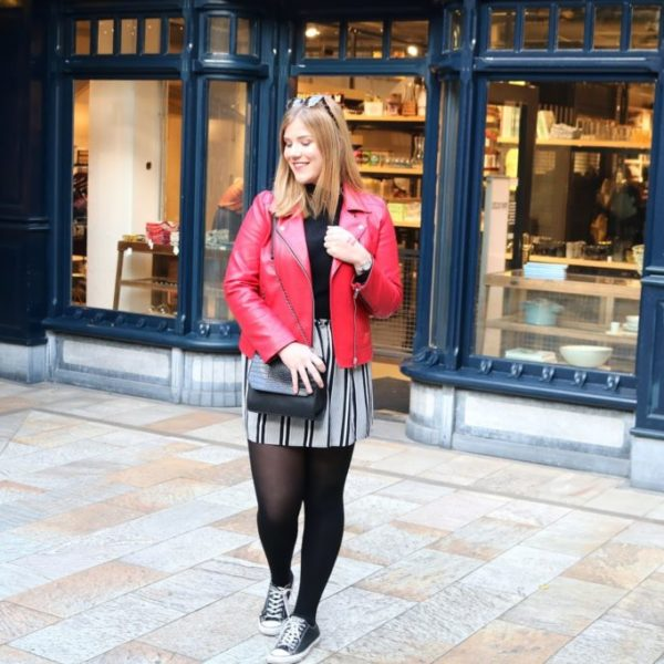 Musthave: The RED jacket!