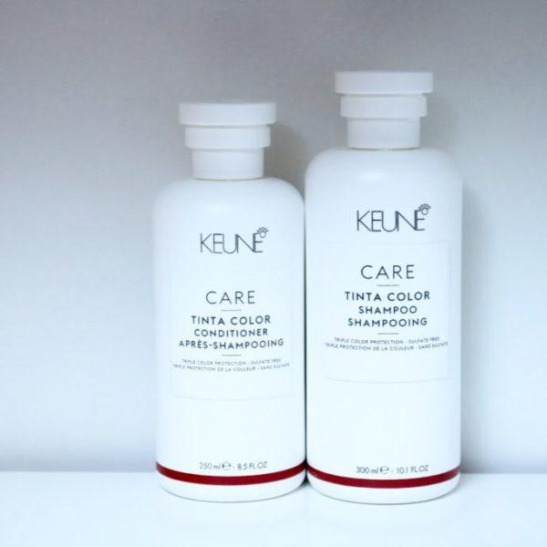 Review | Keune Care Tinta Color shampoo & conditioner
