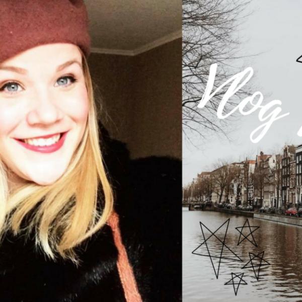 Vlog | Vintage shoppen in Amsterdam & Britse Korthaar kittens?! #14