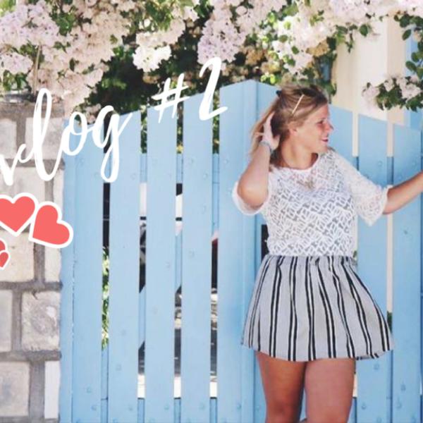 WEEKVLOG | Stappen, verrassing van boyfriend & wijn overload?! #6