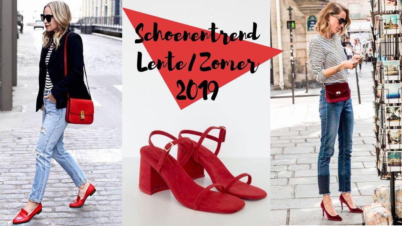 Fashion | De schoenentrends voor de lente/zomer 2019!