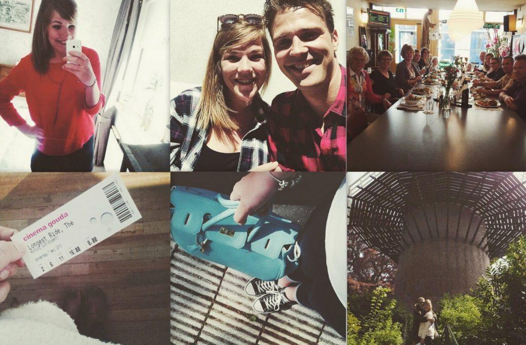 Mini photodiary. #6 – The longest ride, leiden & familie dagje. ♡