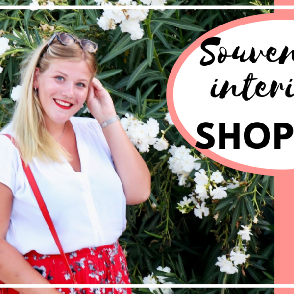 Video | Souvenir & interieur shoplog! ☆
