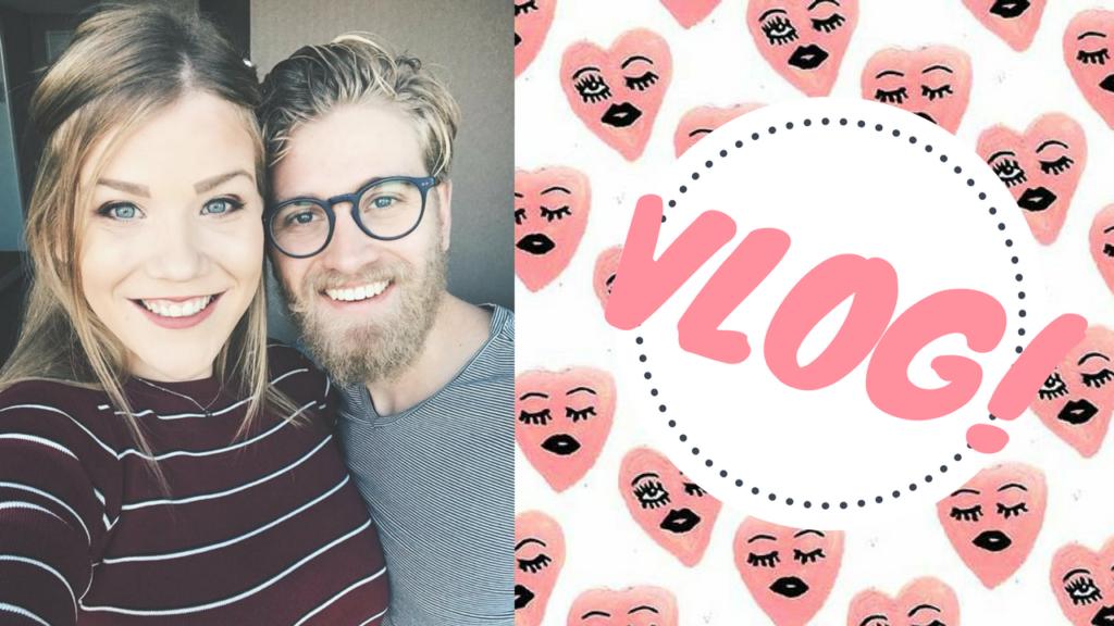 VLOG | Beste foundation ooit gevonden, nachtje weg & introductie boyfriend! #12