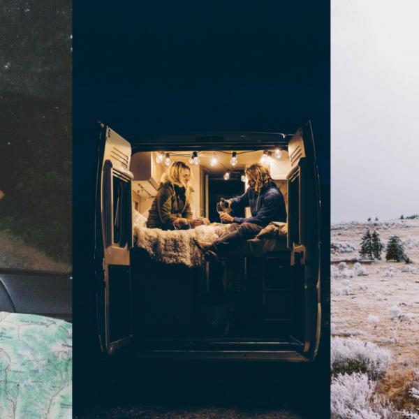 De voordelen van reizen met een camper!