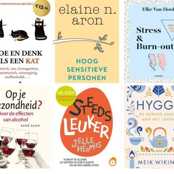 Must-read lijstje | Deze zes boeken wil ik graag lezen!