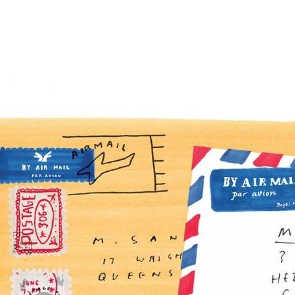 Liefde voor echte post! | 4 redenen waarom post krijgen en versturen zó leuk is.