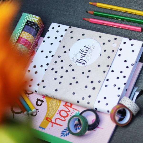 Ik ben een bullet-journal begonnen! + 4 voordelen die ik opmerk.