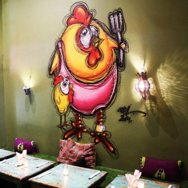 Hotspot | Marrakech, Bakchich café