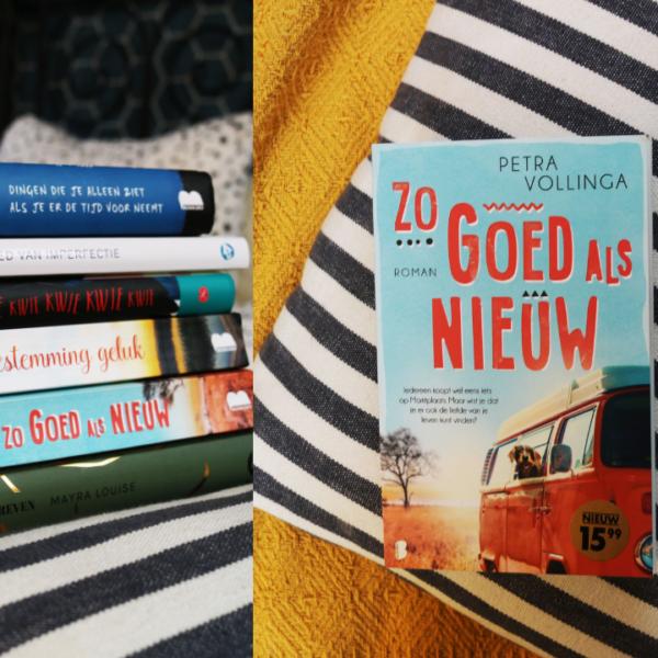 Boekenclub Maart