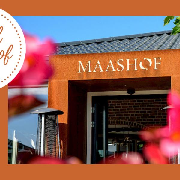 Verwen jezelf met een weekendje weg bij Maashof in Venlo!